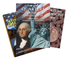 Coin Collecting Folders