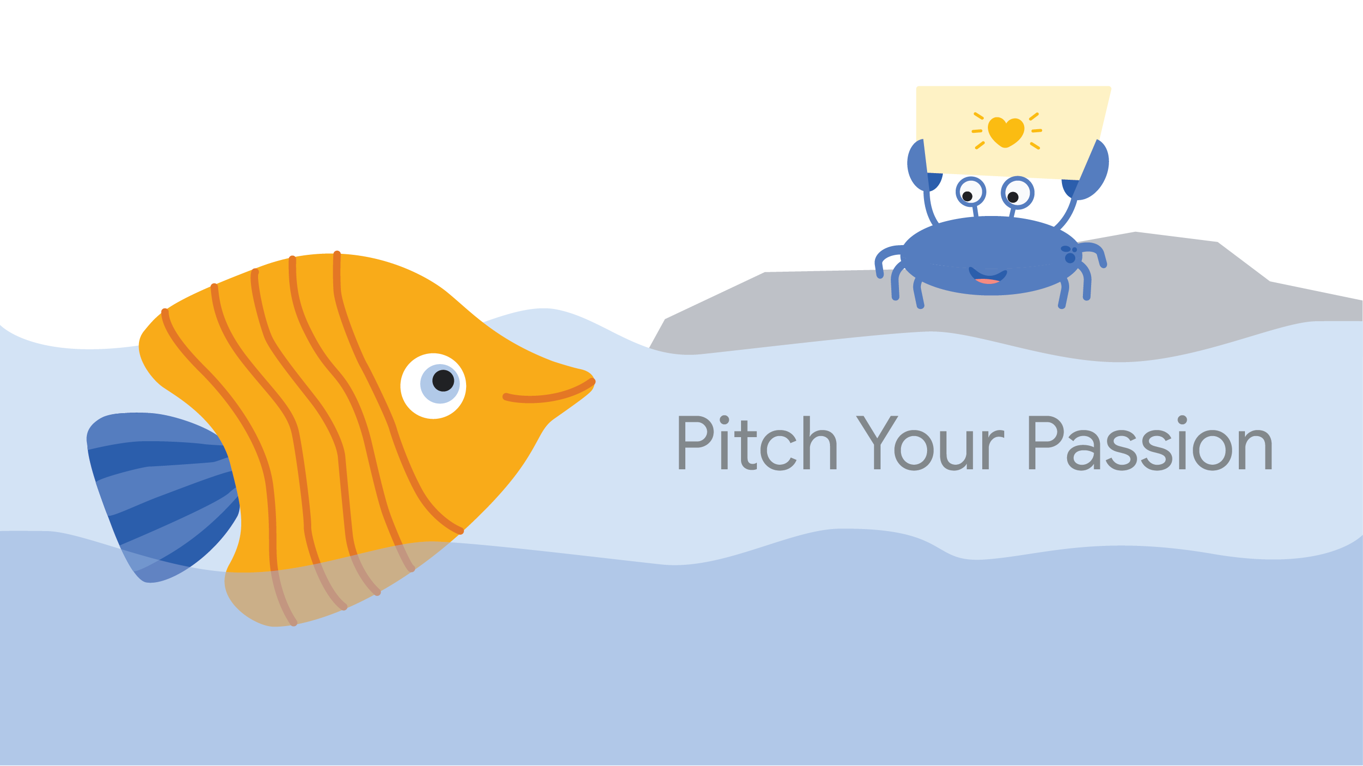 PITCH YOUR PASSION