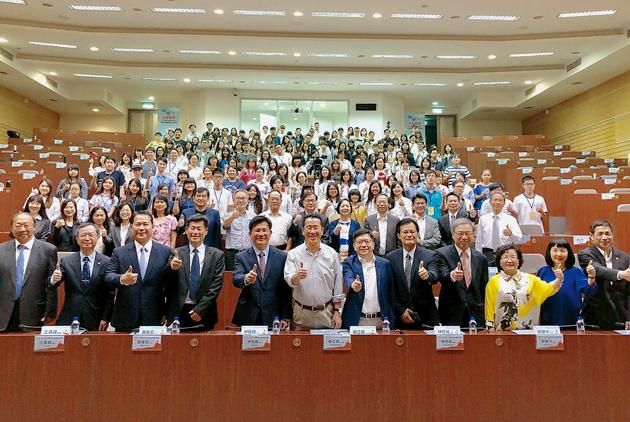【2018一百強】台灣集中保管結算所 為弱勢青年培力的社會企業