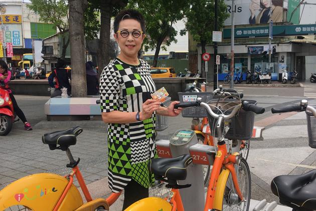 【104掌聲】YouBike教母劉麗珠 讓低碳運輸成為3.4億人次的生活態度