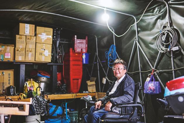 【群眾觀點】用「無障礙餐車」開出有愛人生、共創排隊商機!專訪新巨輪服務協會創辦人陳安宗