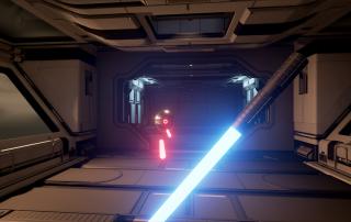 Lightblade VR Screenshot