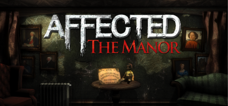 Affected: The Manor Header