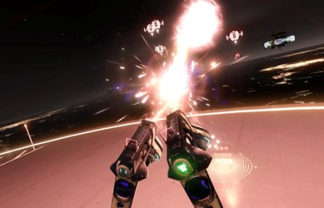 Space Pirate Trainer Screenshot
