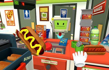 Job Simulator Screenshot