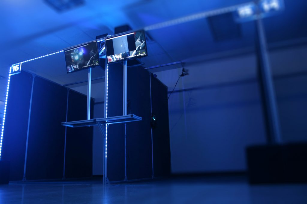 Ctrl V - Virtual Reality Arcade