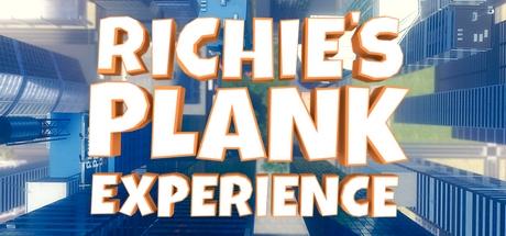 Richie's Plank Experience Header