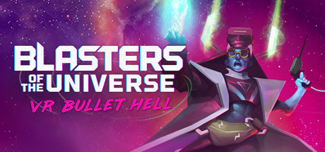 Blasters of the Universe Header