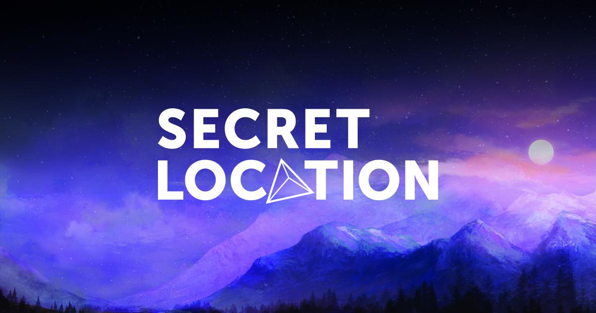 Secret Location Logo