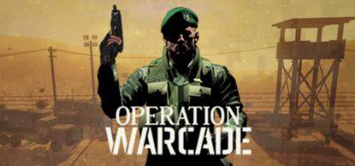 Operation Warcade Header