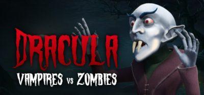 Dracula: Vampires vs Zombies Header