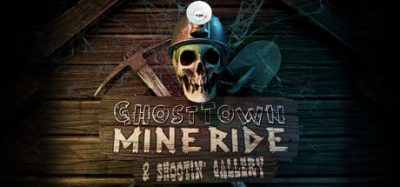 Ghost Town Mine Ride & Shootin' Gallery Header
