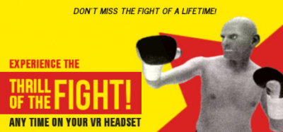 The Thrill of the Fight - VR Boxing Header