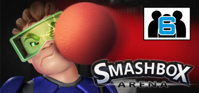 Smashbox Arena Header