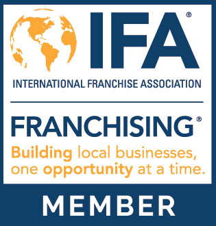 International Franchise Association Member Badge