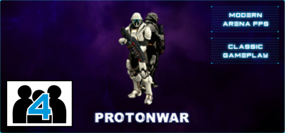 Protonwar Header