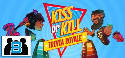 Kiss or Kill: Trivia Royale Header