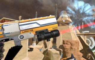 Skyfront VR Screenshot