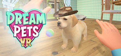 Dream Pets VR Header