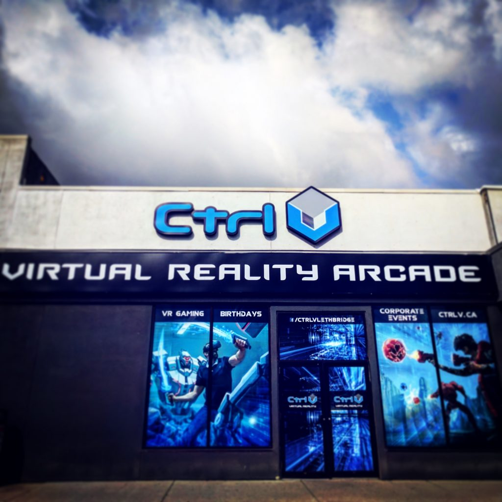 Ctrl V Lethbridge: South Lethbridge | Ctrl V - Virtual