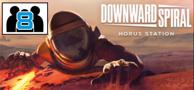 Downward Spiral: Horus Station Header