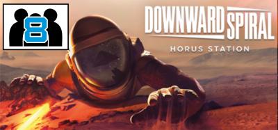 Downward Spiral: Horus Station Header