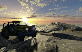Off-Road Paradise Trial 4x4 Screenshot