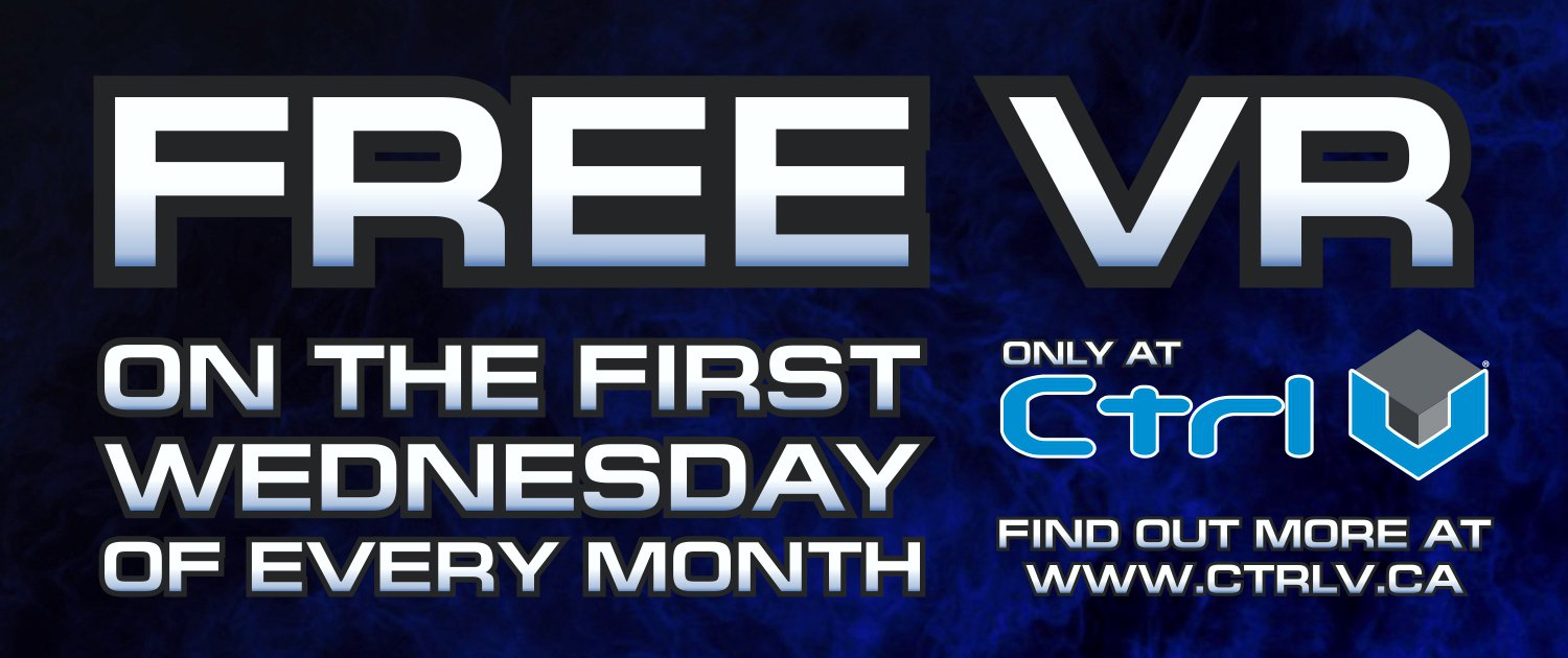 Free VR Day Website Slider