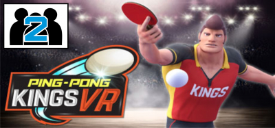 PingPong Kings VR Header