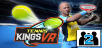 Tennis Kings VR Header