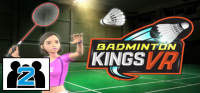 Badminton Kings VR Header