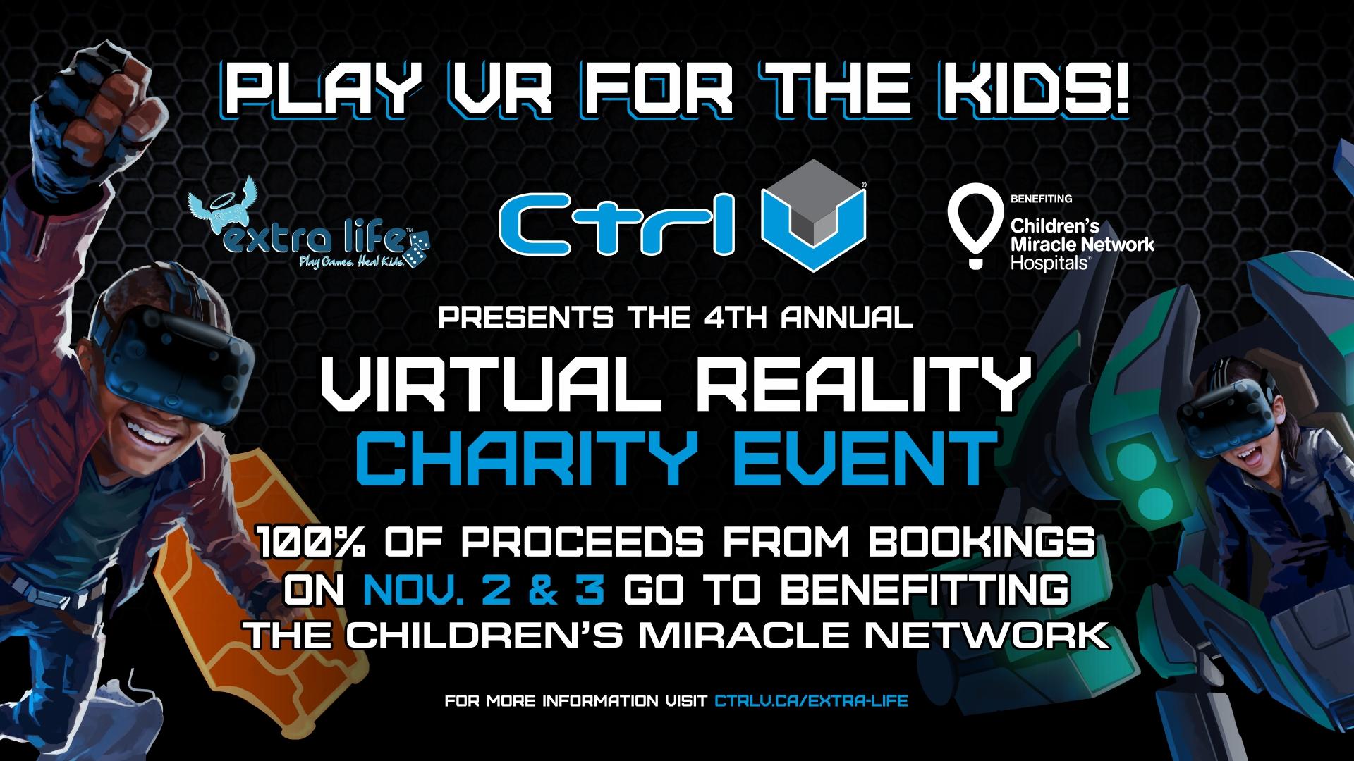 Virtual Reality Arcade - Ctrl V | Virtual Reality Arcade