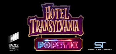 Hotel Transylvania Popstic Header