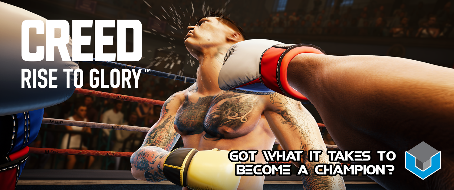 Creed Rise to Glory Slider