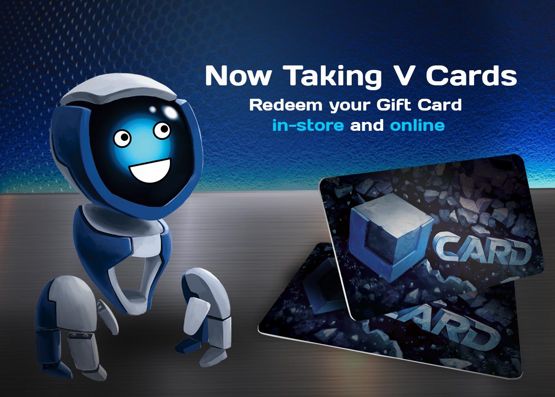V Card Gift Card