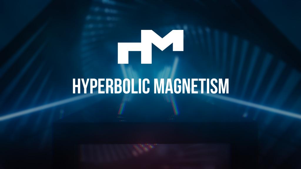 Hyperbolic Magnetism Logo