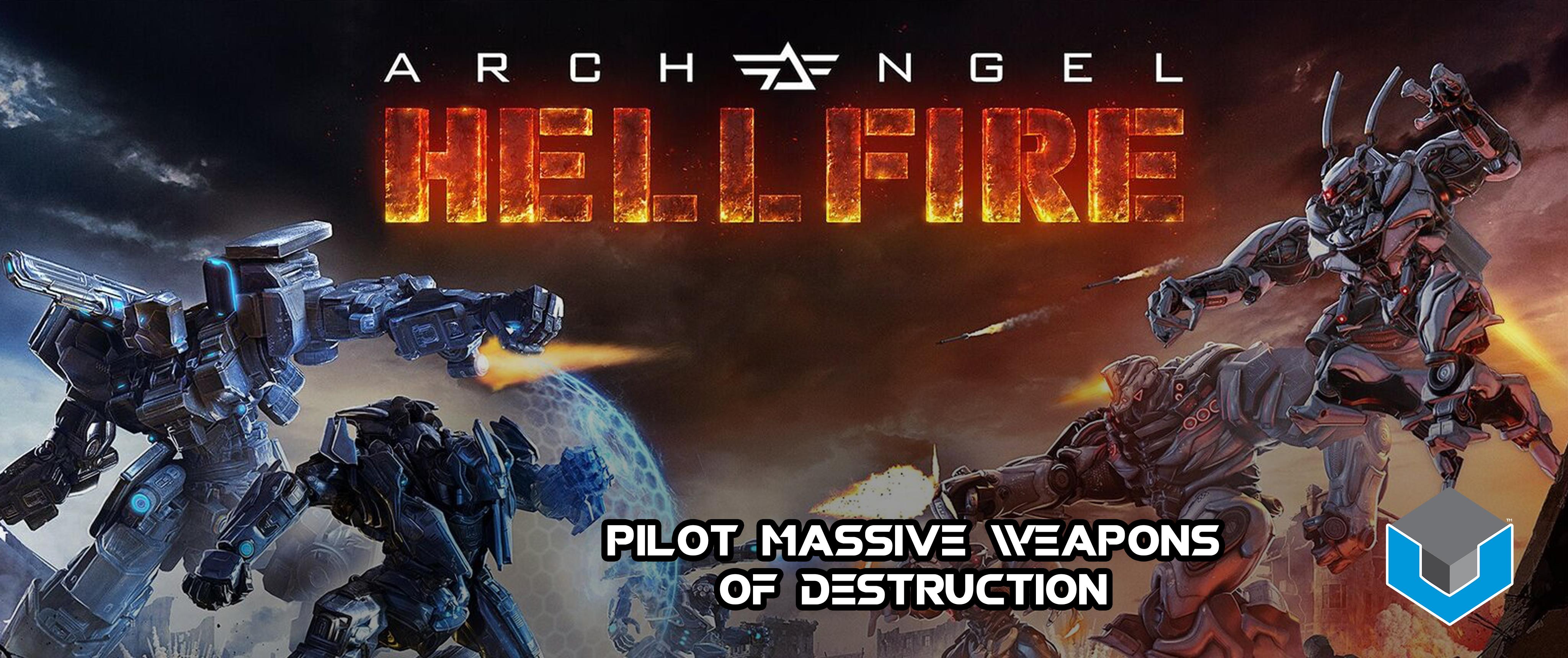 Archangel Hellfire Slider