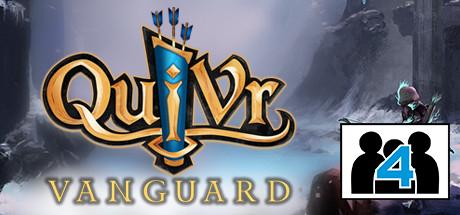 44ae52e6df7 THE GAME – QUIVR VANGUARD. QuiVr Vanguard Header