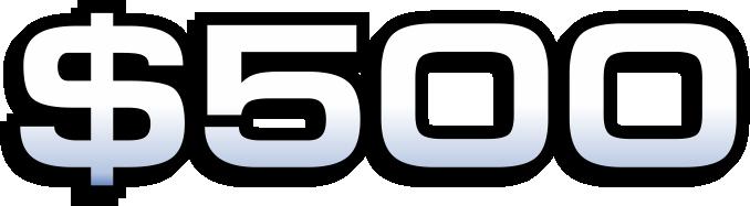 Smashbox League 2019 $500
