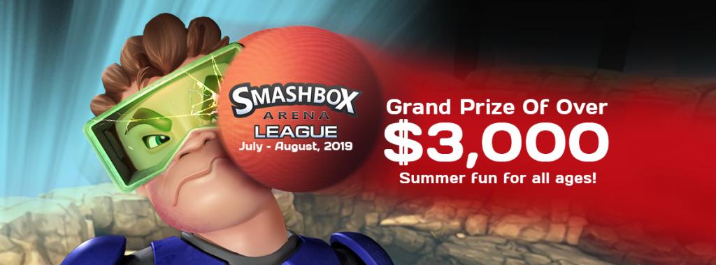 Smashbox League 2019 Facebook Header