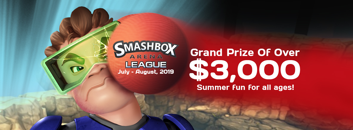 Smashbox League 2019 Facebook Header