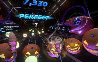 Into The Rhythm VR Screenshot