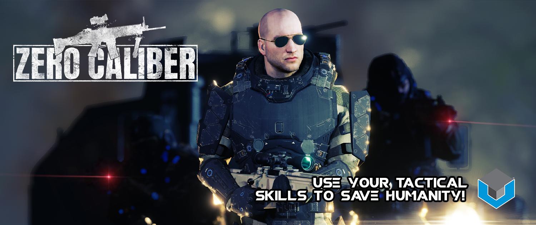 Zero Caliber VR Slider