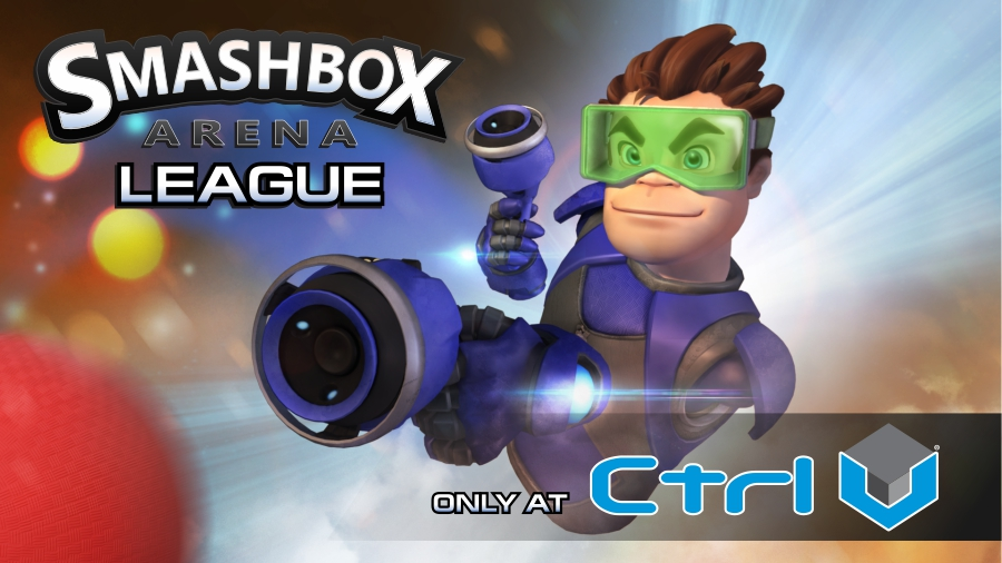 Smashbox VR Dodgeball League 2019 - Ctrl V