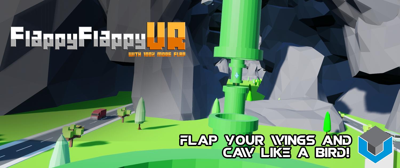 Flappy Flappy VR Slider