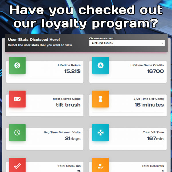 Loyalty Program Popup