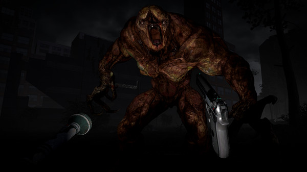 Brookhaven Experiment Screenshot