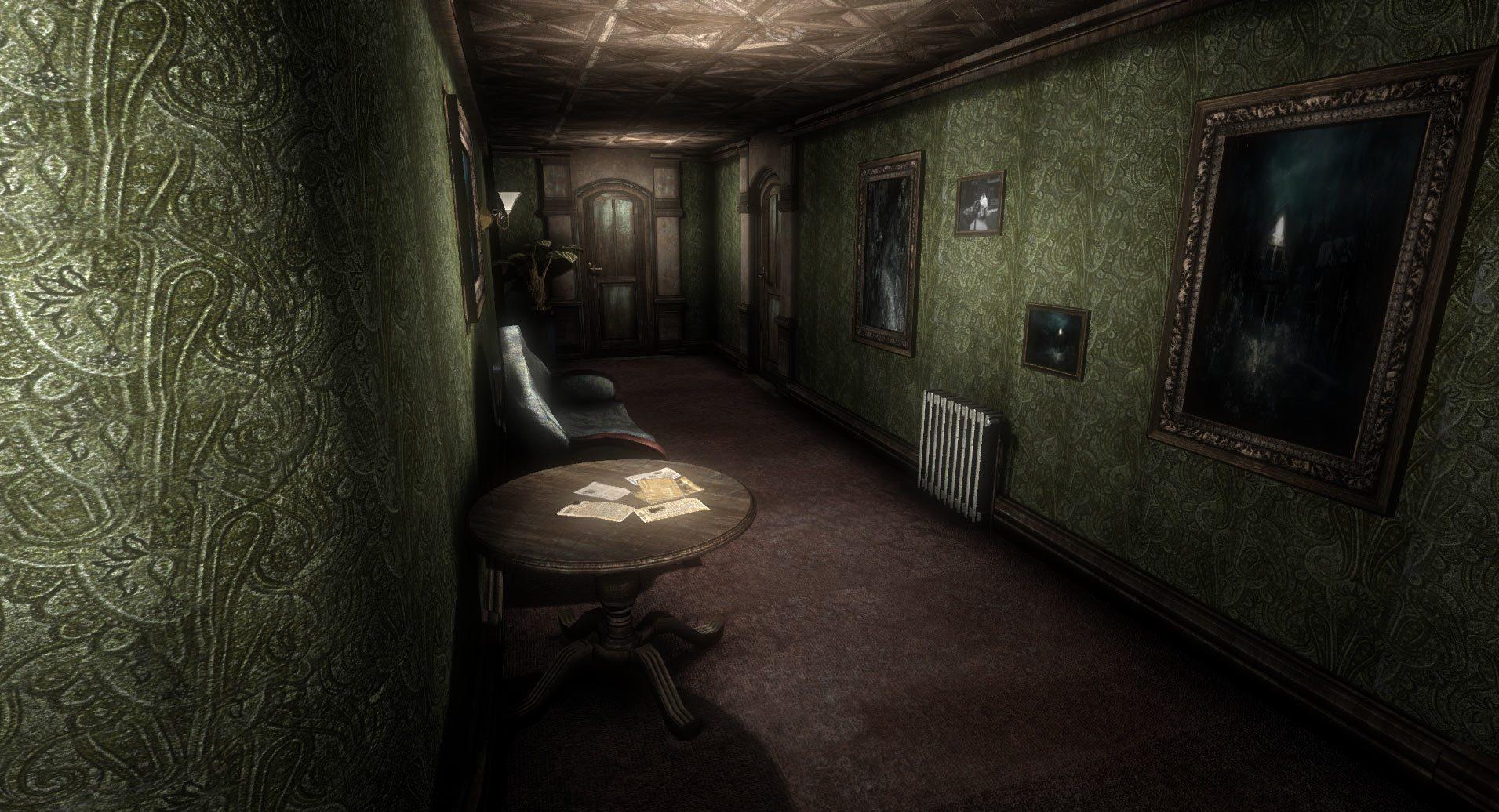 Affected: The Manor Screenshot