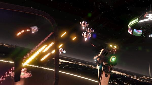 Space Pirate Trainer Screenshot