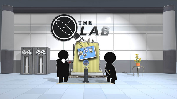 The Lab Screenshot